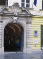 former Palais Schrattenbach Brno <br/><p class=&quot;copy&quot;>Uploaded by <a href=&quot;/user/0&quot;></a> [© Copyright may apply] — Classical Composers Database</p>