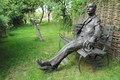 The Elgar Birthplace Museum Worcester Elgar statue<br/><p class=&quot;copy&quot;>Uploaded by <a href=&quot;/user/10&quot;>Ed Tervooren</a> [© Copyright may apply] — Classical Composers Database</p>