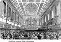 Town Hall Birmingham Town Hall, Elijah, Mendelssohn<br/><p class=&quot;copy&quot;>Uploaded by <a href=&quot;/user/10&quot;>Ed Tervooren</a> [© Copyright may apply] — Classical Composers Database</p>