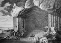 Fingal's Cave Isle of Staffa after J. Clevely, 1772<br/><p class=&quot;copy&quot;>Uploaded by <a href=&quot;/user/10&quot;>Ed Tervooren</a> [© Copyright may apply] — Classical Composers Database</p>