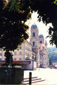Benediktiner Kloster Einsiedeln (SZ) Einsiedeln Abbey<br/><p class=&quot;copy&quot;>Uploaded by <a href=&quot;/user/10&quot;>Ed Tervooren</a> [© Copyright may apply] — Classical Composers Database</p>