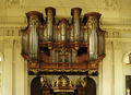 Pauluskirche Kirchheimbolanden organ Pauluskirche<br/><p class=&quot;copy&quot;>Uploaded by <a href=&quot;/user/10&quot;>Ed Tervooren</a> [© Copyright may apply] — Classical Composers Database</p>