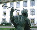 Schloß Schönau Bad Säckingen Trompeter von Säckingen monument<br/><p class=&quot;copy&quot;>Uploaded by <a href=&quot;/user/10&quot;>Ed Tervooren</a> [© Copyright may apply] — Classical Composers Database</p>
