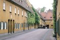 Augsburg Franz Mozart house<br/><p class=&quot;copy&quot;>Uploaded by <a href=&quot;/user/10&quot;>Ed Tervooren</a> [© Copyright may apply] — Classical Composers Database</p>