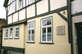 Eisenach house of Bach's parents<br/><p class=&quot;copy&quot;>Uploaded by <a href=&quot;/user/10&quot;>Ed Tervooren</a> [© Copyright may apply] — Classical Composers Database</p>