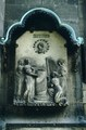 Thomaskirche Leipzig Hiller monument<br/><p class=&quot;copy&quot;>Uploaded by <a href=&quot;/user/10&quot;>Ed Tervooren</a> [© Copyright may apply] — Classical Composers Database</p>