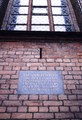 St. Michaeliskirche Lüneburg Offenbach plaque Lüneburg<br/><p class=&quot;copy&quot;>Uploaded by <a href=&quot;/user/10&quot;>Ed Tervooren</a> [© Copyright may apply] — Classical Composers Database</p>