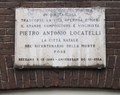 Amsterdam Locatelli plaque<br/><p class=&quot;copy&quot;>Uploaded by <a href=&quot;/user/10&quot;>Ed Tervooren</a> [© Copyright may apply] — Classical Composers Database</p>