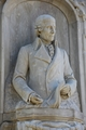Beethoven-Haydn-Mozart-Denkmal Berlin-Tiergarten Haydn<br/><p class=&quot;copy&quot;>Uploaded by <a href=&quot;/user/1&quot;>Jos Smeets</a> [© Copyright may apply] — Classical Composers Database</p>