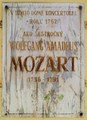 Palais Pálffy Bratislava Mozart plaque<br/><p class=&quot;copy&quot;>Uploaded by <a href=&quot;/user/10&quot;>Ed Tervooren</a> [© Copyright may apply] — Classical Composers Database</p>